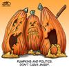 Today's cartoon: Pumpkin politics